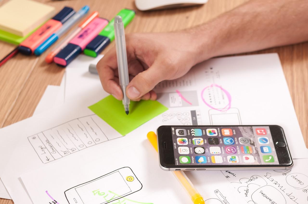 Modifier le menu d'un téléphone Android